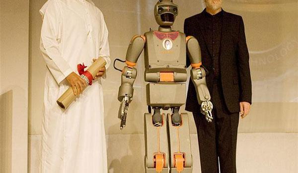 Коммерческая эксплуатация робота REEM
