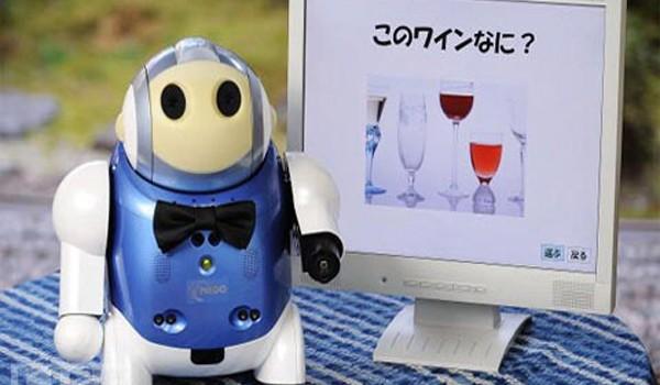Робот-сомелье